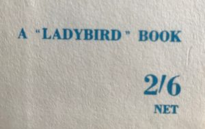 Price on book