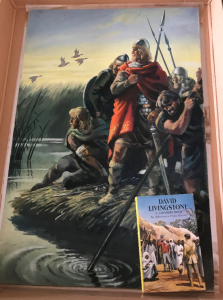 Alfred the Great - with another book for scale