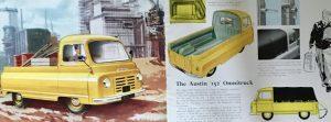 Wills & Hepworth car brochure