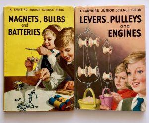 Two Ladybird books