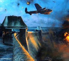 Dam Busters illustration